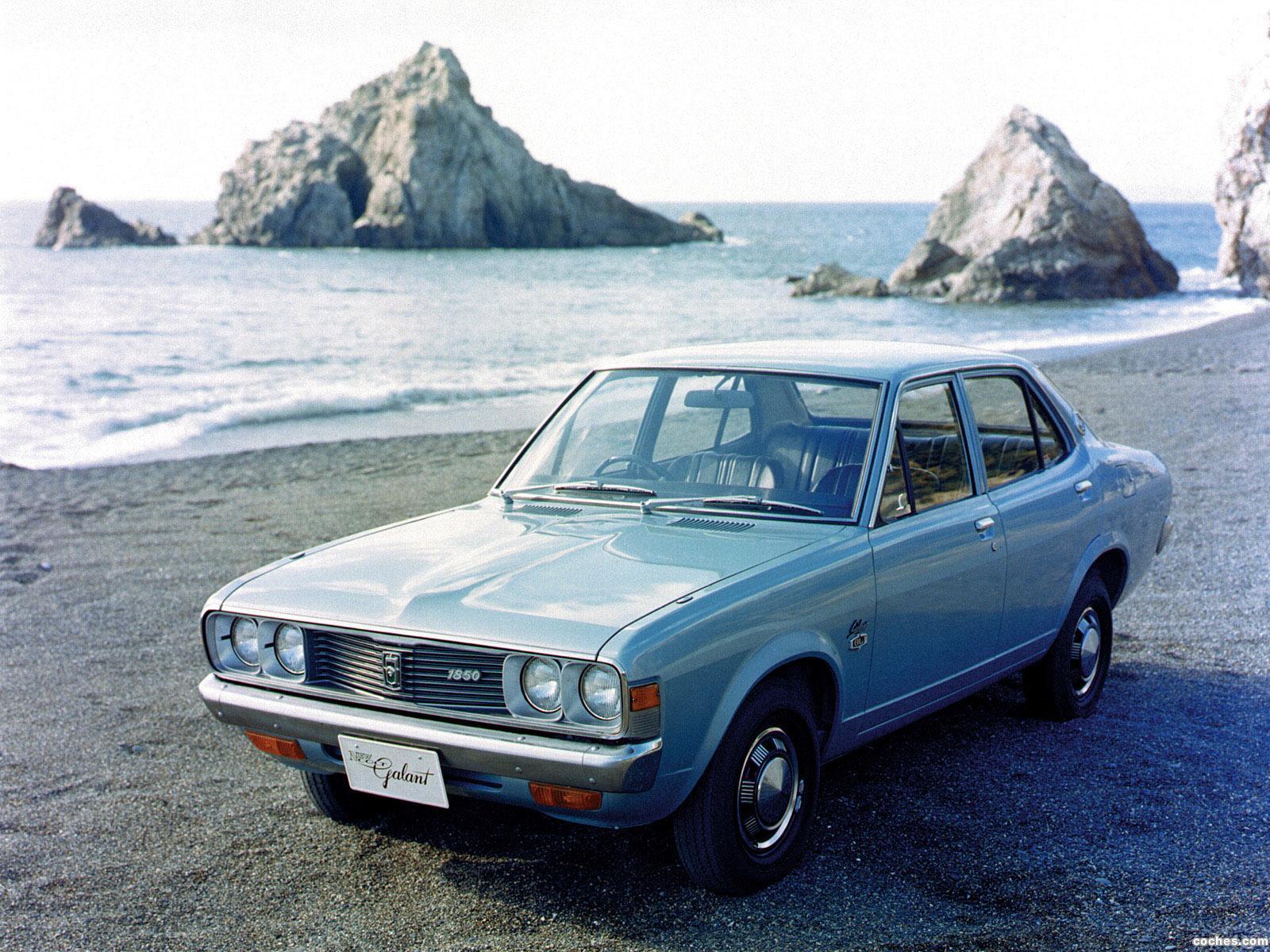 Foto 3 de Mitsubishi Colt Galant Sedan 1973