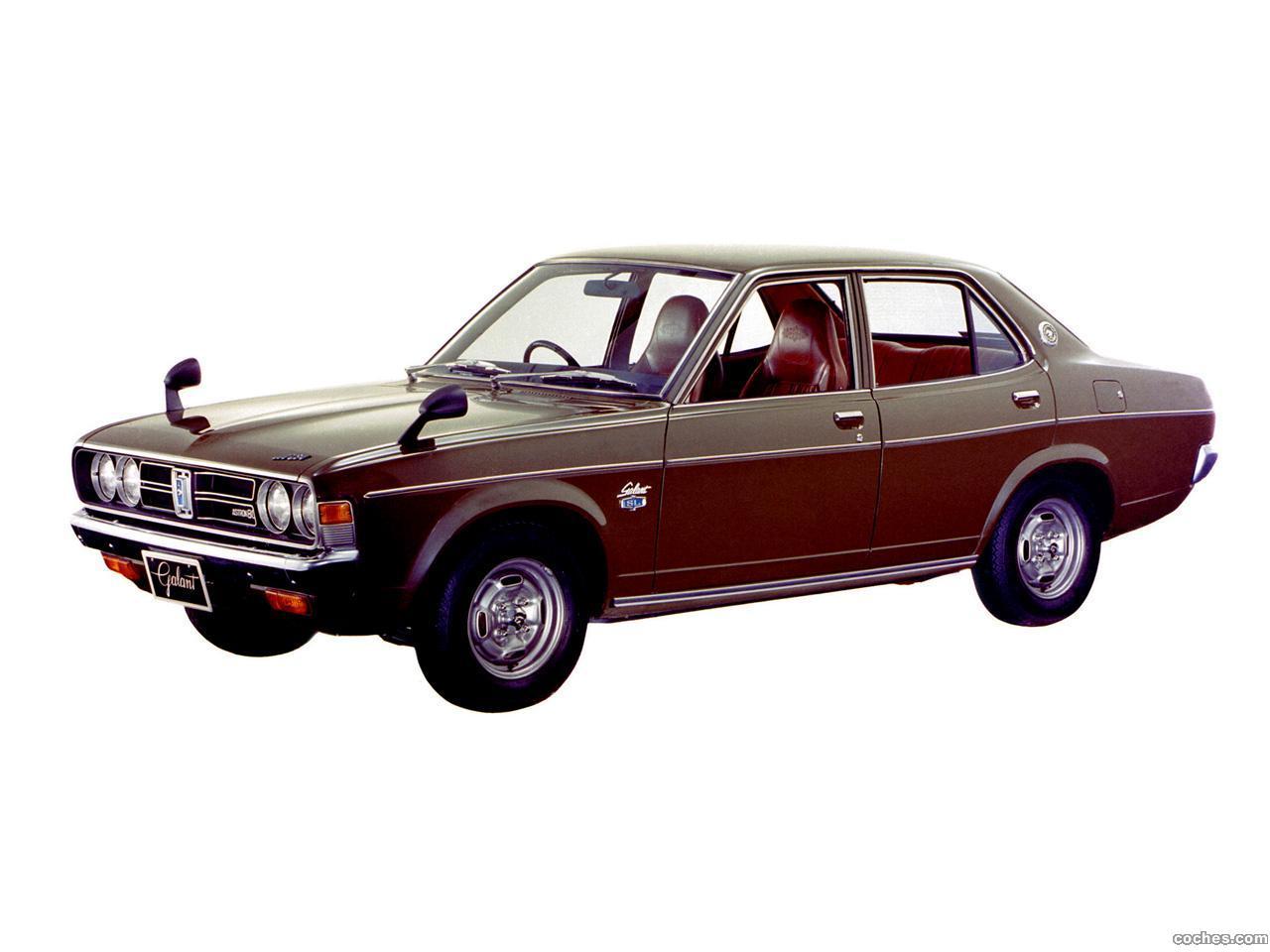 Foto 1 de Mitsubishi Colt Galant Sedan 1973