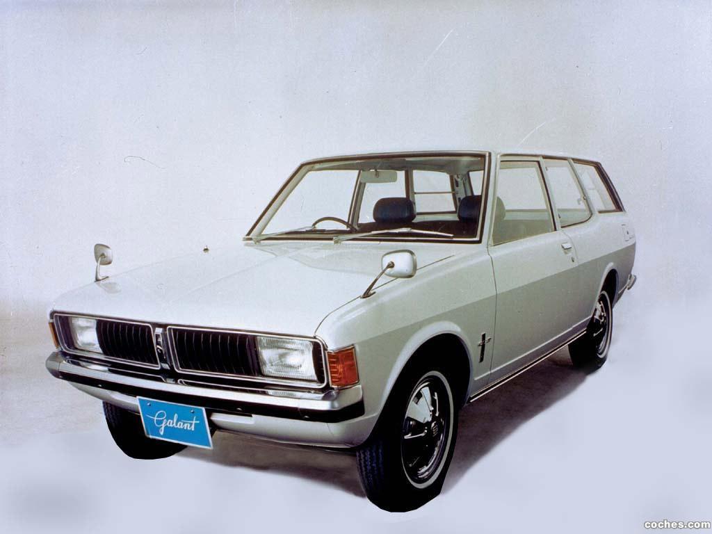 Foto 0 de Mitsubishi Colt Galant Station Wagon 3 puertas 1970