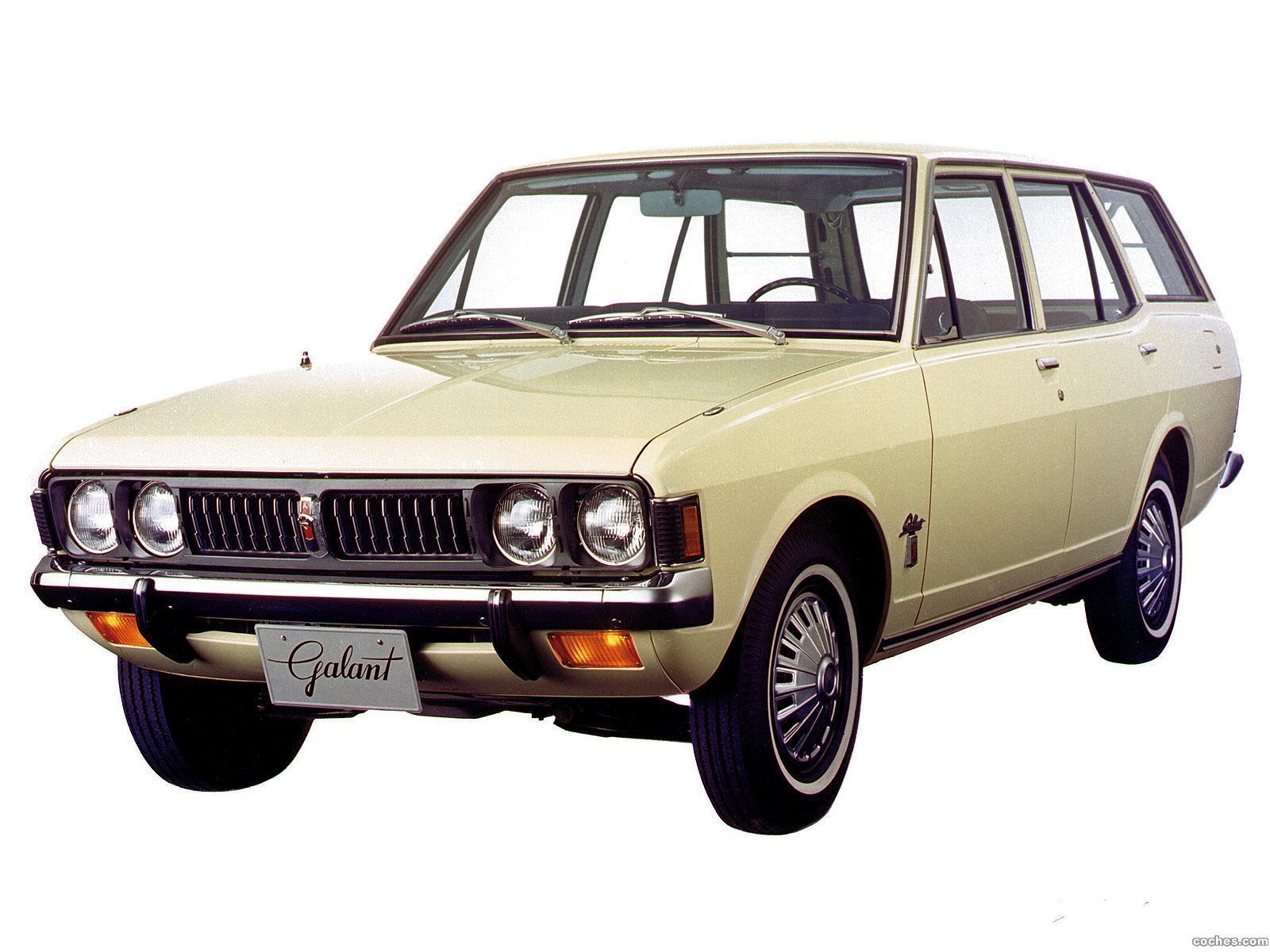 Foto 0 de Mitsubishi Colt Galant Station Wagon 5 puertas 1970