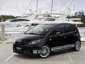 Ver foto 1 de Mitsubishi Colt Panther Concept 2008