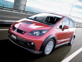 Fotos de Mitsubishi Colt Ralliart Version-R 2006