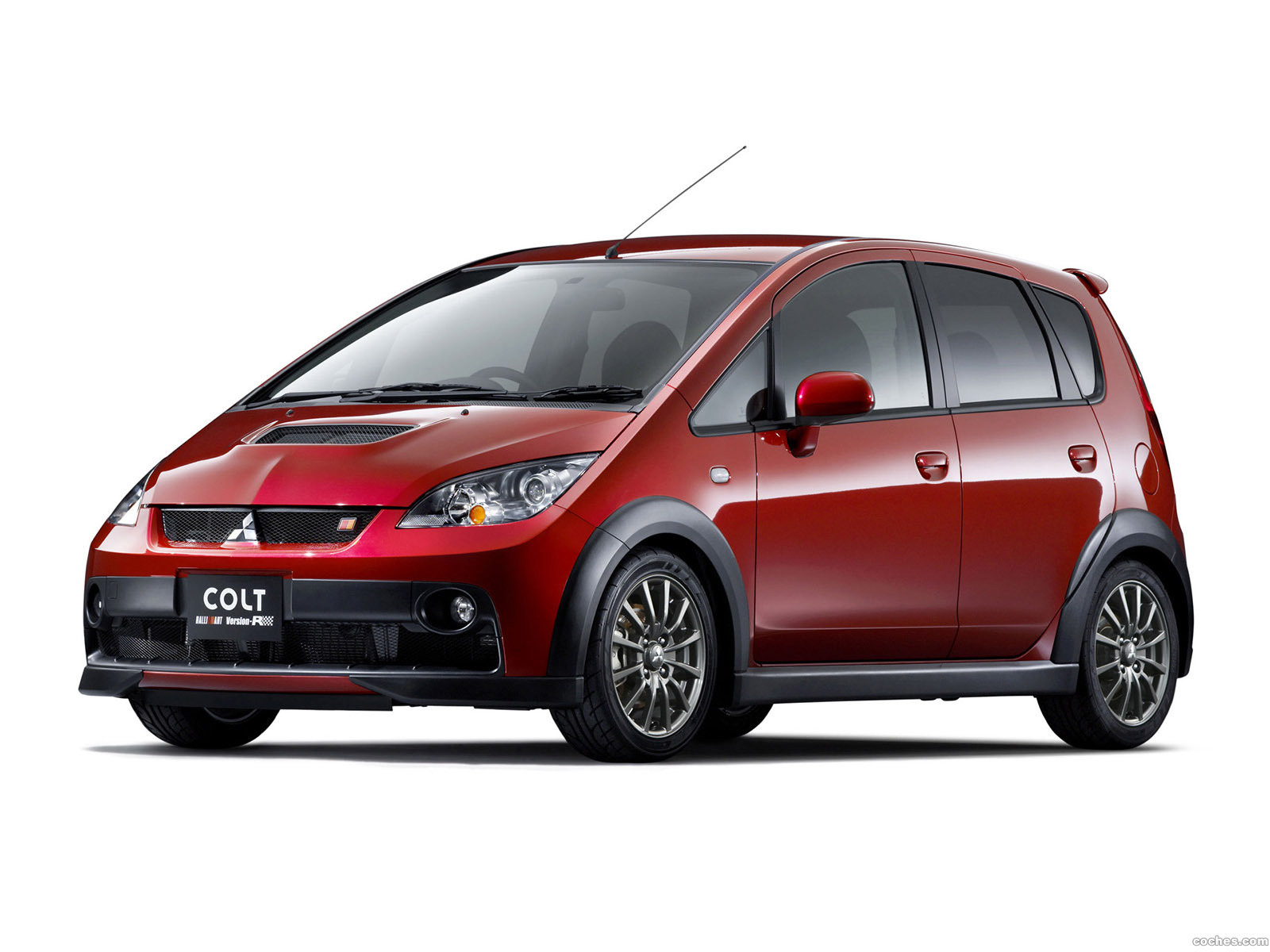 Foto 2 de Mitsubishi Colt Ralliart Version-R 2006