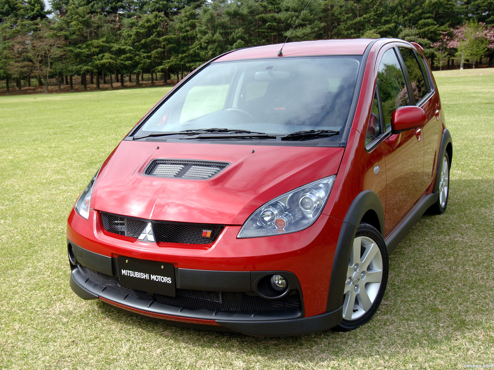 Foto 1 de Mitsubishi Colt Ralliart Version-R 2006