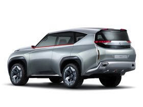 Ver foto 2 de Mitsubishi Concept GC PHEV 2013