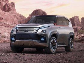 Ver foto 1 de Mitsubishi Concept GC PHEV 2013