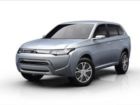 Ver foto 2 de Mitsubishi Concept PX MiEV II 2011