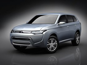 Ver foto 1 de Mitsubishi Concept PX MiEV II 2011