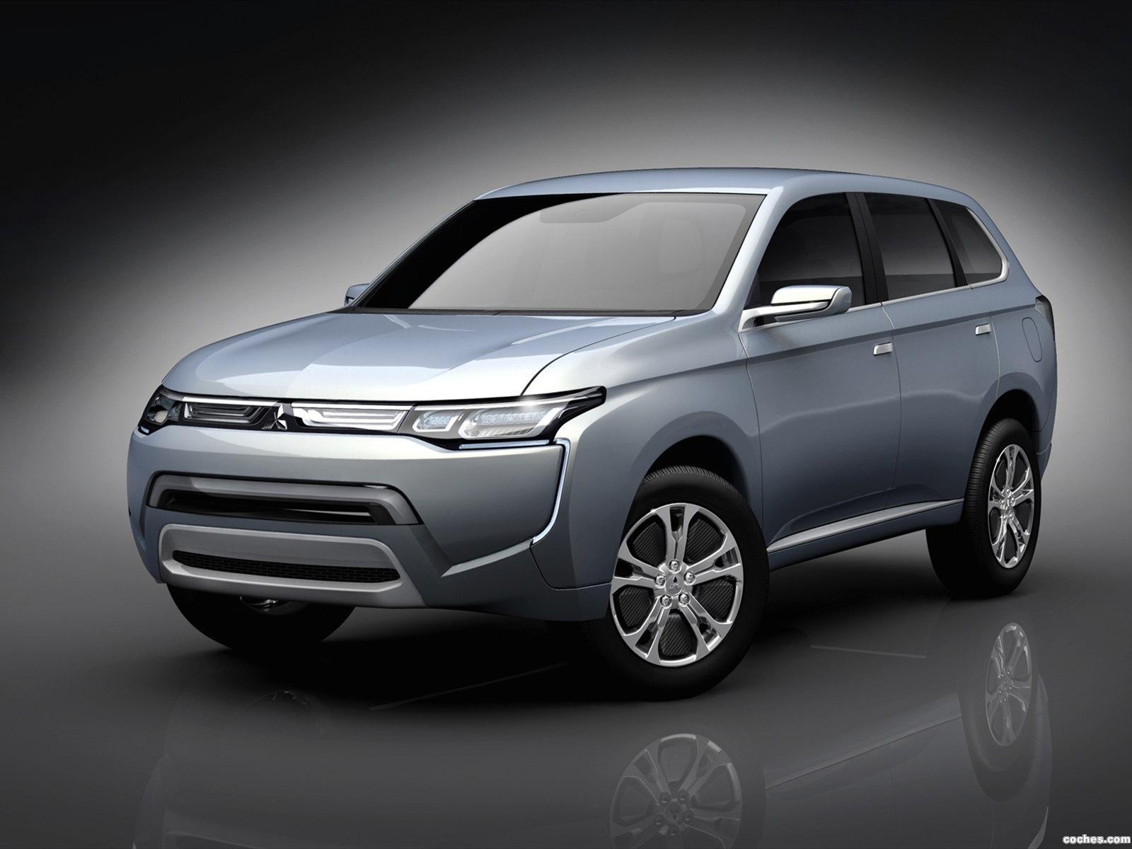 Foto 0 de Mitsubishi Concept PX MiEV II 2011