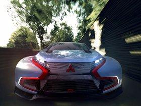 Ver foto 11 de Mitsubishi Concept XR-PHEV Evolution Vision Gran Turismo 2014