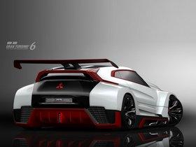 Ver foto 2 de Mitsubishi Concept XR-PHEV Evolution Vision Gran Turismo 2014