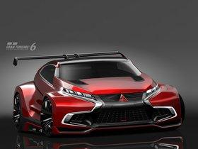 Ver foto 10 de Mitsubishi Concept XR-PHEV Evolution Vision Gran Turismo 2014