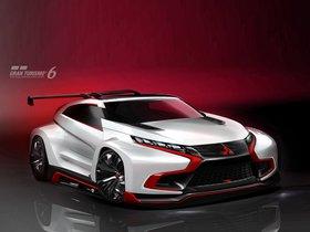 Ver foto 8 de Mitsubishi Concept XR-PHEV Evolution Vision Gran Turismo 2014