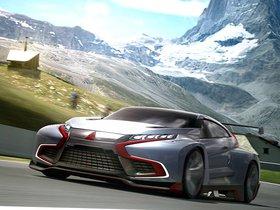Ver foto 6 de Mitsubishi Concept XR-PHEV Evolution Vision Gran Turismo 2014