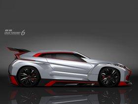 Ver foto 3 de Mitsubishi Concept XR-PHEV Evolution Vision Gran Turismo 2014