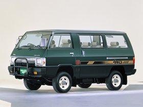 Ver foto 4 de Mitsubishi Delica 4WD 1985
