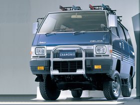 Ver foto 3 de Mitsubishi Delica 4WD 1985