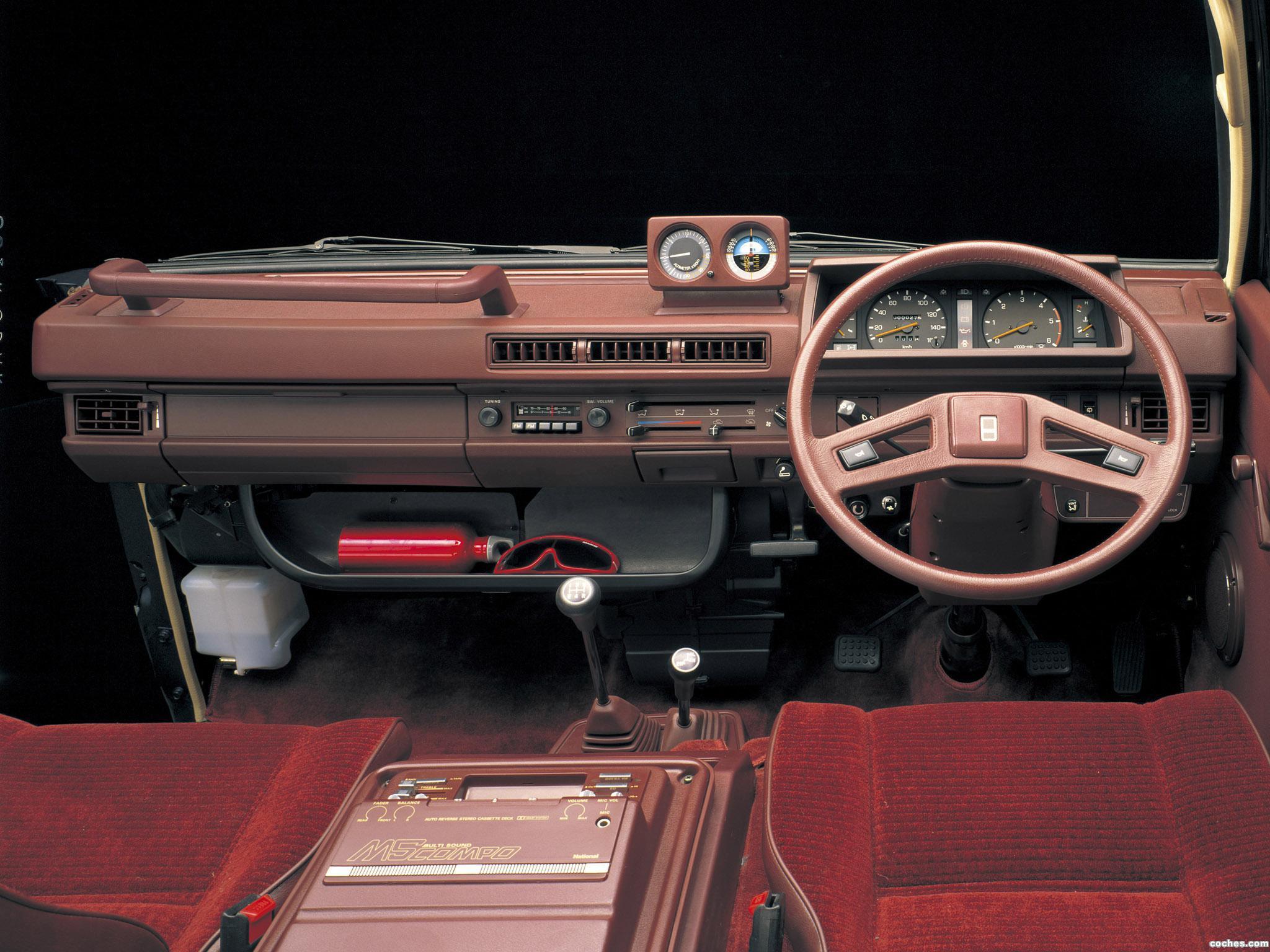 Foto 15 de Mitsubishi Delica 4WD 1985