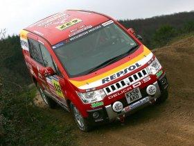 Ver foto 3 de Mitsubishi Delica D5 Rally