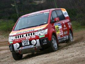 Ver foto 2 de Mitsubishi Delica D5 Rally