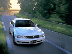 Ver foto 6 de Mitsubishi Diamante 1995