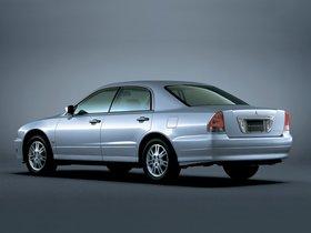 Ver foto 2 de Mitsubishi Diamante 1995