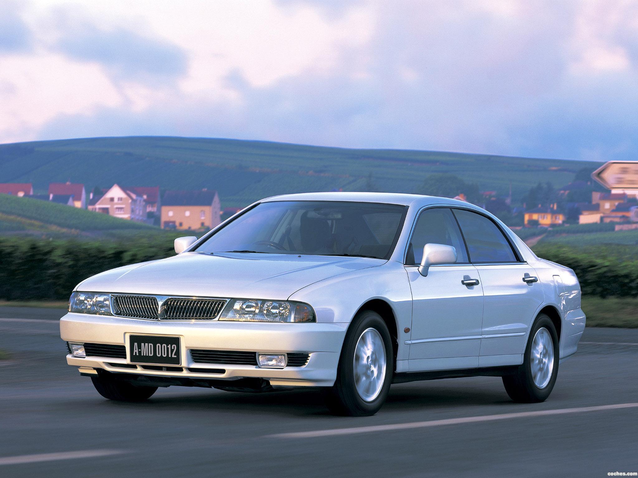 Foto 0 de Mitsubishi Diamante 1995