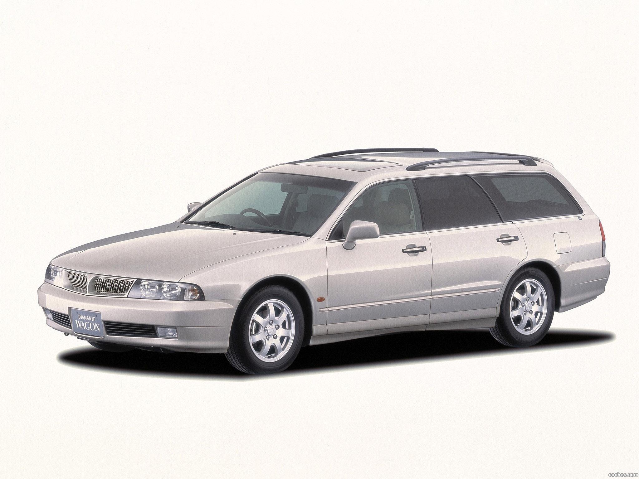 Foto 0 de Mitsubishi Diamante Wagon 1997