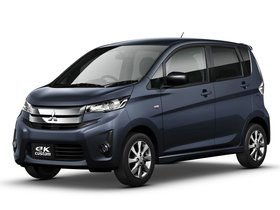 Ver foto 2 de Mitsubishi eK Custom 2013