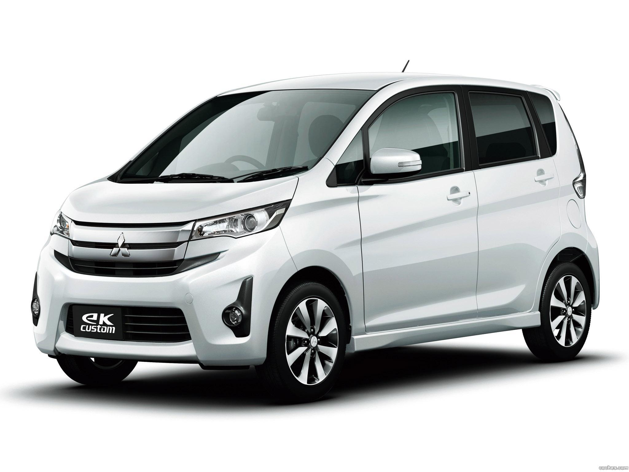 Foto 0 de Mitsubishi eK Custom 2013