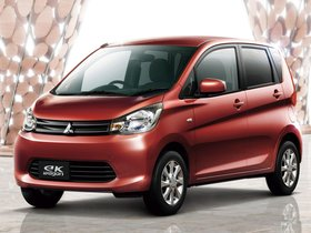 Fotos de Mitsubishi eK Wagon 2013