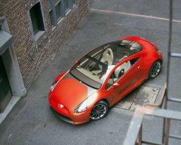 Ver foto 3 de Mitsubishi Eclipse Concept 2004