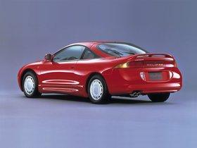 Ver foto 2 de Mitsubishi Eclipse Japan 1995
