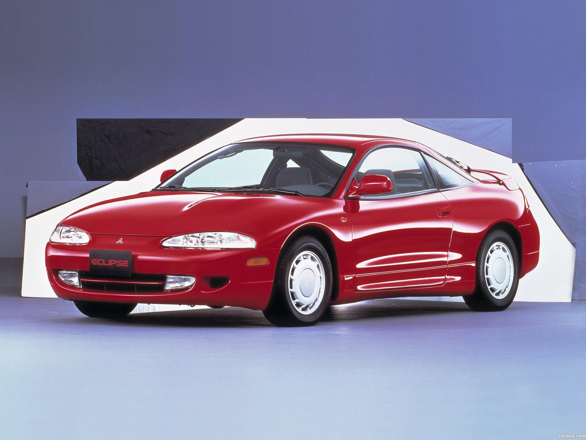 Foto 0 de Mitsubishi Eclipse Japan 1995