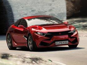 Ver foto 3 de Mitsubishi Eclipse R-SD Concept 2015