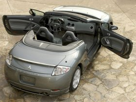 Ver foto 2 de Mitsubishi Eclipse Spyder GT 2007