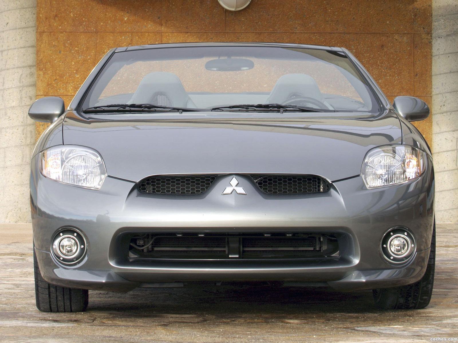Foto 11 de Mitsubishi Eclipse Spyder GT 2007
