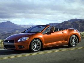 Ver foto 6 de Mitsubishi Eclipse Spyder GT 2008