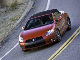 Ver foto 2 de Mitsubishi Eclipse Spyder GT 2008