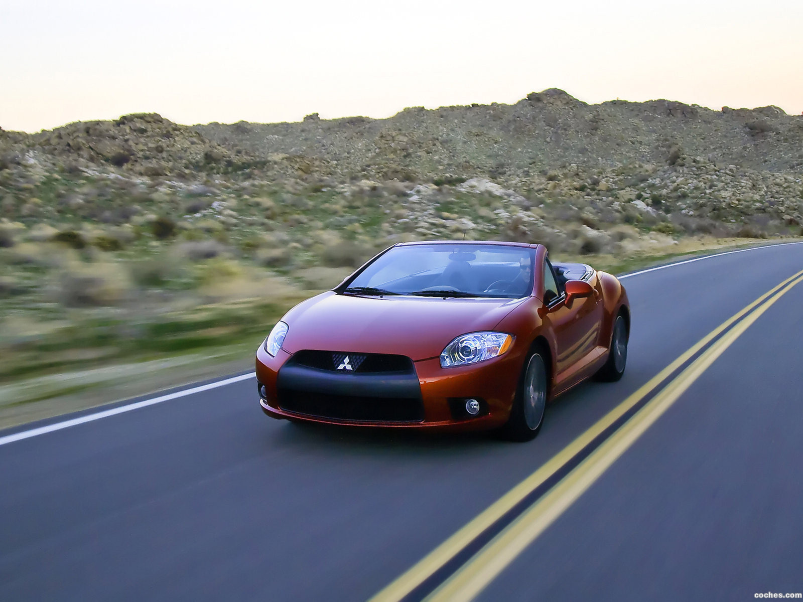 Foto 0 de Mitsubishi Eclipse Spyder GT 2008