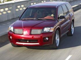 Ver foto 8 de Mitsubishi Endeavor Ralliart Concept 2004