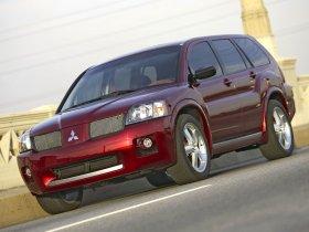 Ver foto 7 de Mitsubishi Endeavor Ralliart Concept 2004