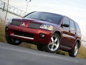 Ver foto 2 de Mitsubishi Endeavor Ralliart Concept 2004