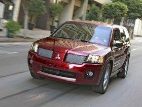 Ver foto 1 de Mitsubishi Endeavor Ralliart Concept 2004
