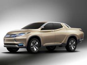 Ver foto 7 de Mitsubishi GR-HEV Concept 2013