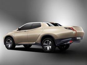 Ver foto 6 de Mitsubishi GR-HEV Concept 2013