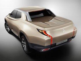 Ver foto 5 de Mitsubishi GR-HEV Concept 2013