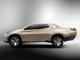 Ver foto 4 de Mitsubishi GR-HEV Concept 2013