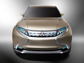 Ver foto 3 de Mitsubishi GR-HEV Concept 2013