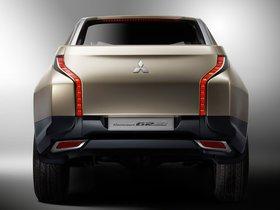 Ver foto 2 de Mitsubishi GR-HEV Concept 2013